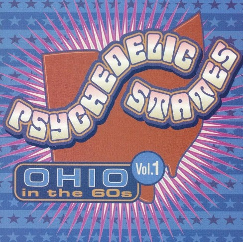 Various - Psychedelic states:Ohio in the 60's (CD) - image 1 of 1