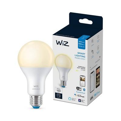 WiZ A21 100W LED Bulb Soft White