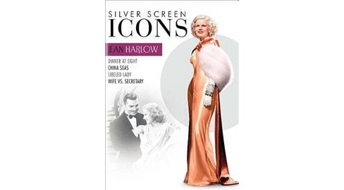 Silver Screen Icons:Jean Harlow (DVD) - image 1 of 1