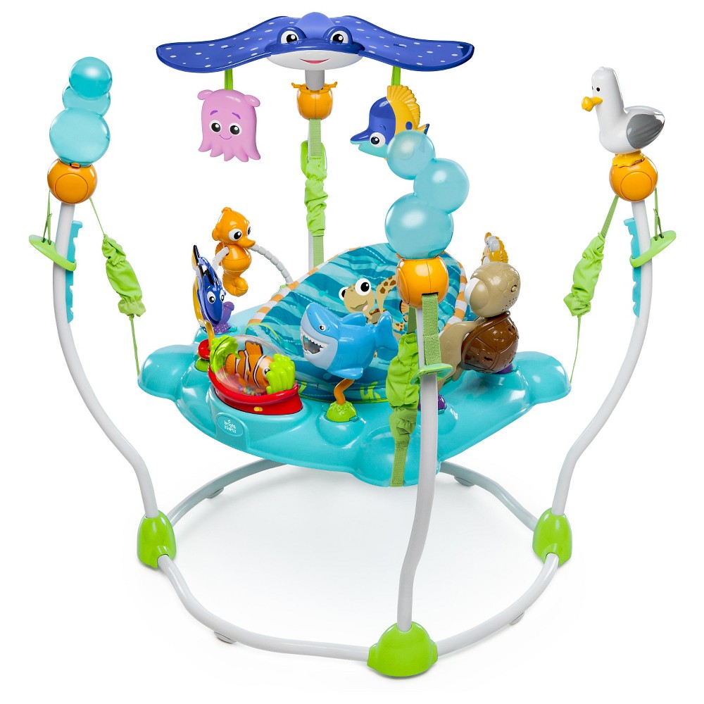 Image of Disney Baby Finding Nemo Sea of Activities Jumper