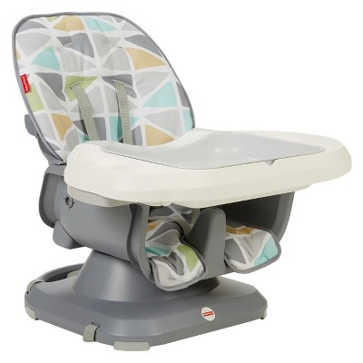 Fisher-Price SpaceSaver High Chair - Slanted Sails