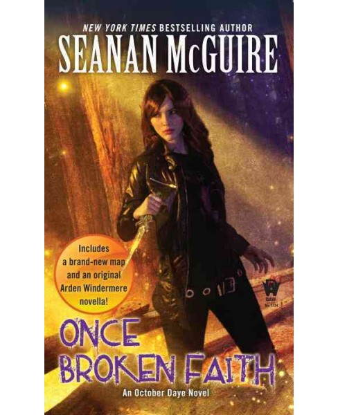 Once Broken Faith (Paperback) (Seanan McGuire) - image 1 of 1