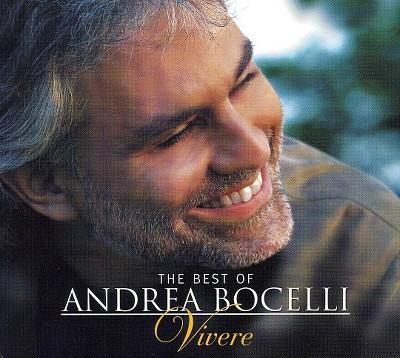 Andrea Bocelli - Best of Andrea Bocelli: Vivere (CD+DVD)(Deluxe Edition)
