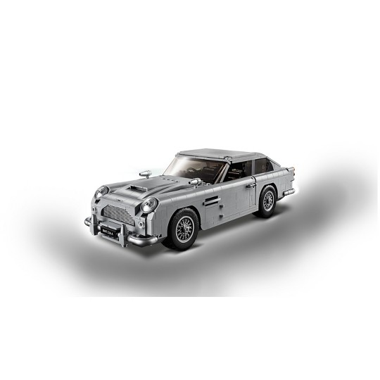 LEGO Creator James Bond Aston Martin DB5 10262 image number null
