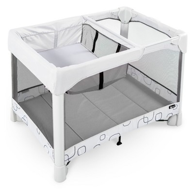 4moms Breeze Classic Playard - Light Gray