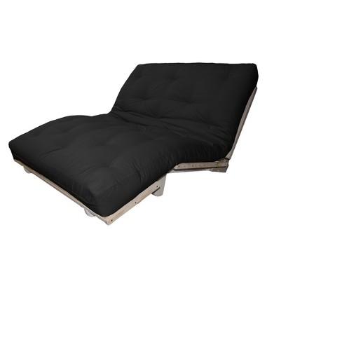 Austin True 6 Cotton Foam Sit Lounge Or Sleep Futon Sofa Sleeper Bed Twill Fabrics N