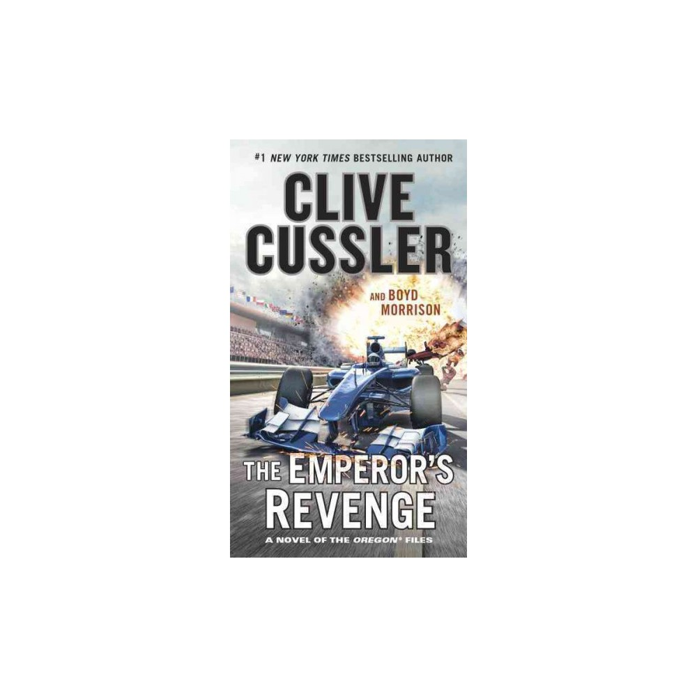 Emperor's Revenge (Paperback) (Clive Cussler & Boyd Morrison)
