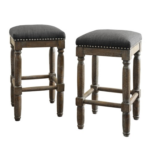 Strange Lynton 26 Counter Stool Set Of 2 Gmtry Best Dining Table And Chair Ideas Images Gmtryco