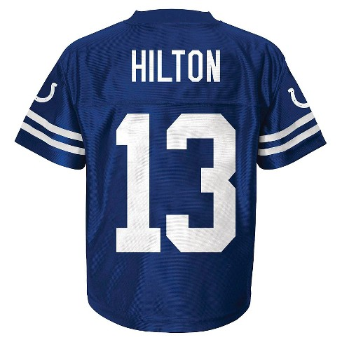 promo code cb1df 7902f T. Y. Hilton Indianapolis Colts Toddler/Baby Boys' Jersey 12 M