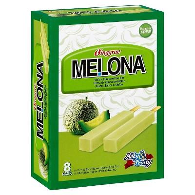 Binggrae Melon Frozen Ice Bars - 8ct/22oz