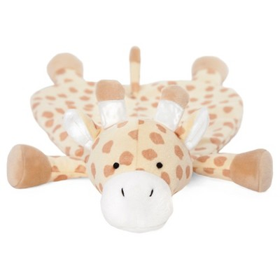 WubbaNub Lovey Rattle - Giraffe