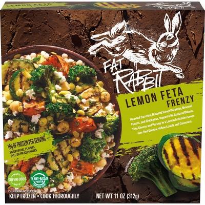 Fat Rabbit Frozen Lemon Feta Frenzy - 11oz
