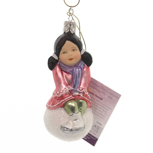 """Inge Glas 4.25"""" Lovely Hannah Numbered Limited Edition - image 1 of 2"""