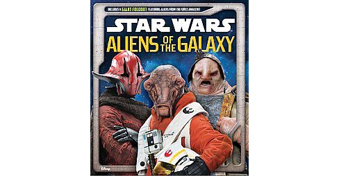 Aliens of the Galaxy (Hardcover) (Jason Fry) - image 1 of 1