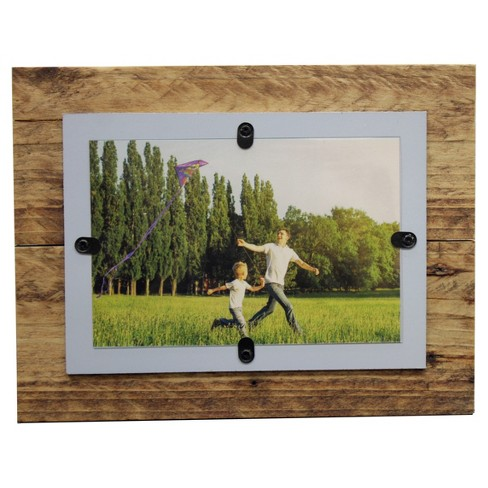 "Single Image Frame (4""X6"") Blue - image 1 of 6"