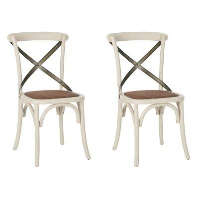 Set of 2 Phara Dining Chair - Safavieh