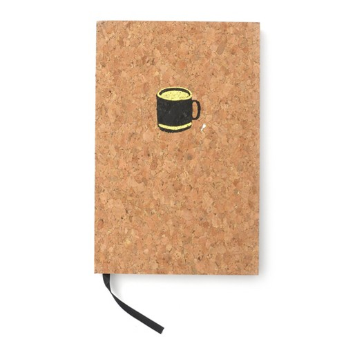 Cork Coptic Notebook - Mara-Mi - image 1 of 4