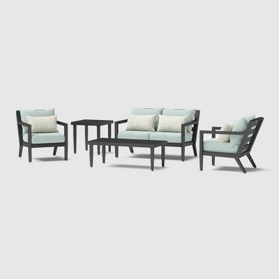 Thelix 5pc Seating Set - RST Brands