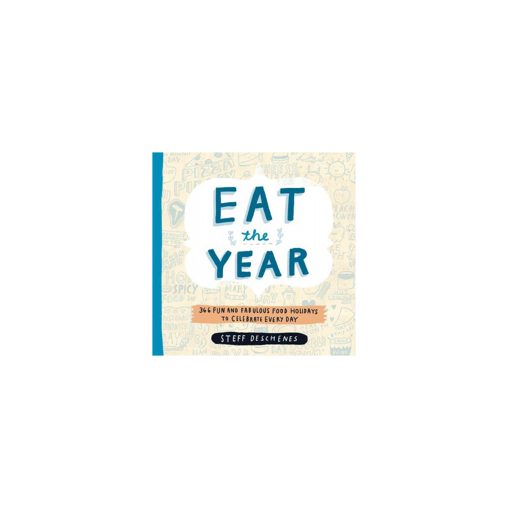 Eat the Year (Paperback), Books