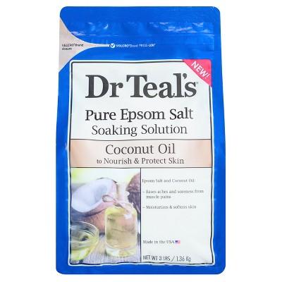 Dr Teal's® Pure Epsom Salt Soaking Solution - 3lbs