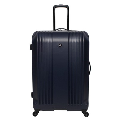 Skyline 30  Hardside Spinner Check In Suitcase - Blue