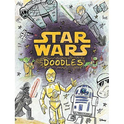 Star Wars Doodles (Paperback) (Zack Giallongo)