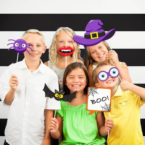 Halloween Party Photo Booth Kit - image 1 of 3