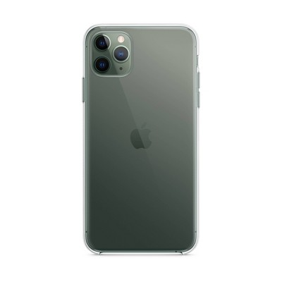 Apple iPhone Clear Phone Case - Clear