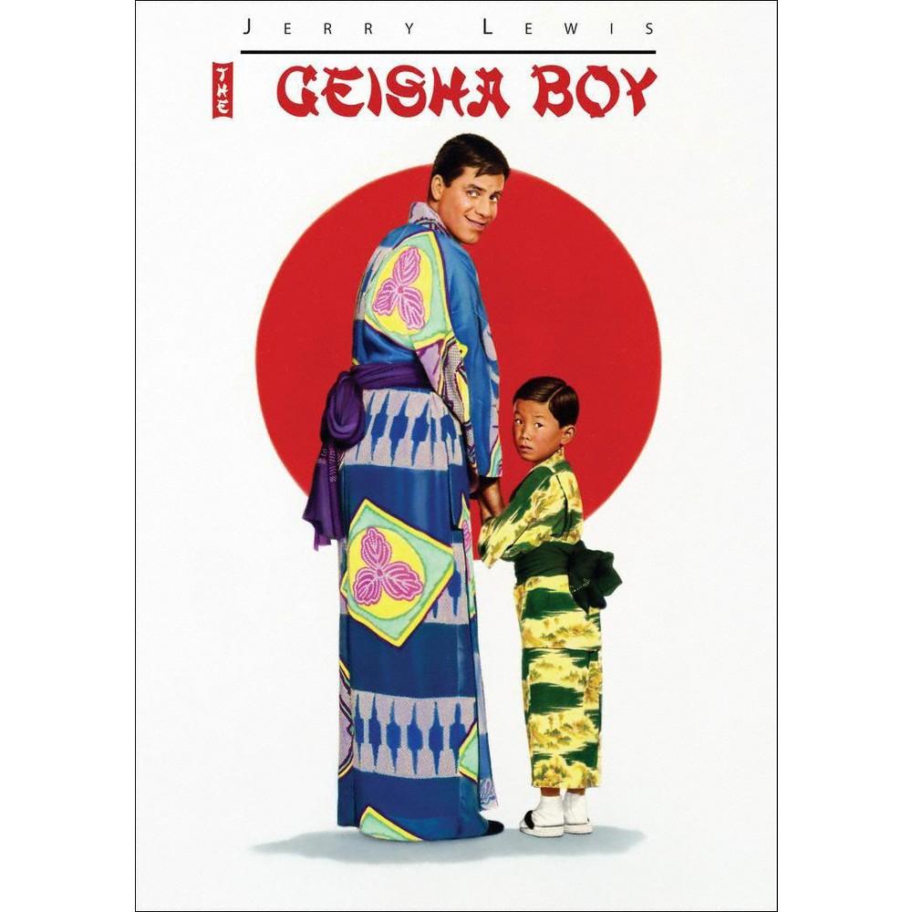 Geisha boy (Dvd), Movies Geisha boy (Dvd), Movies