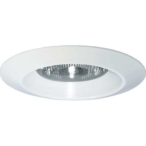 "Progress Lighting P8074-WL 6"" Open Shower Trim - image 1 of 1"
