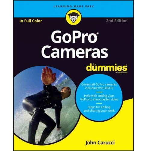 GoPro Cameras (Paperback) (John Carucci) - image 1 of 1