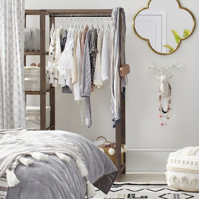Boho Glam Bedroom Storage Solutions Collection : Target