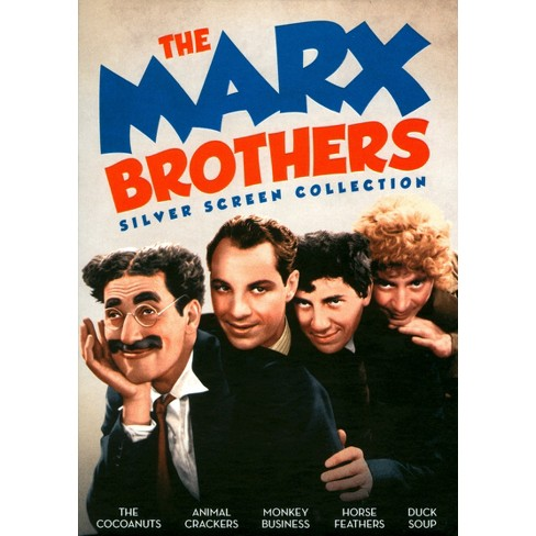 The Marx Brothers: Silver Screen Collection [2 Discs] - image 1 of 1
