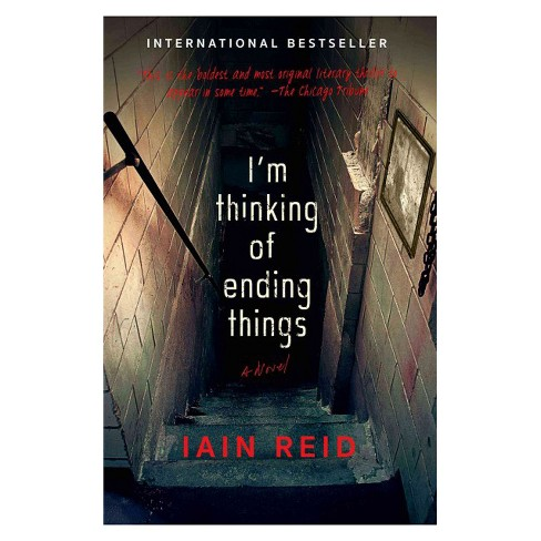 I'm Thinking of Ending Things (Reprint) (Paperback) (Iain Reid) - image 1 of 1