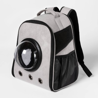 Backpack Cat Carrier - S - Gray - Boots & Barkley™