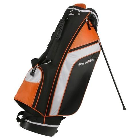 Bilt Santa Rosa Stand Bag Black Orange