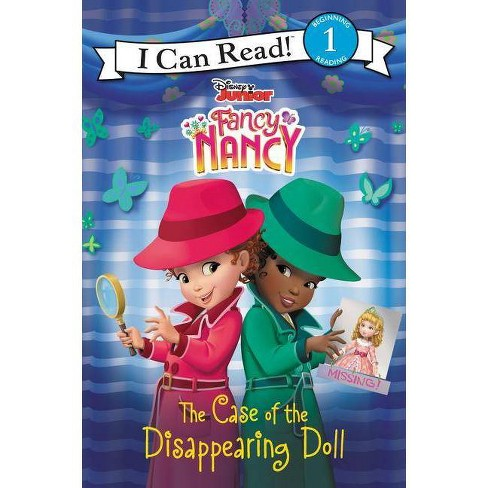 Disney Junior Fancy Nancy: The Case of the Disappearing Doll - (I Can Read Level 1) by  Nancy Parent - image 1 of 1