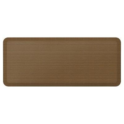 Newlife By Gelpro Designer Comfort Kitchen Mat - Grasscloth Khaki - 20X48