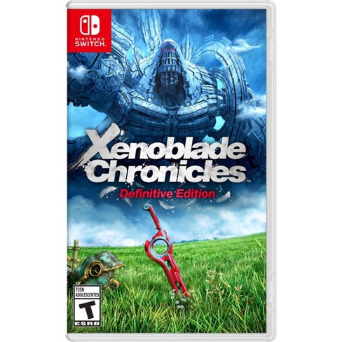 Xenoblade Chronicles: Definitive Edition - Nintendo Switch - image 1 of 4