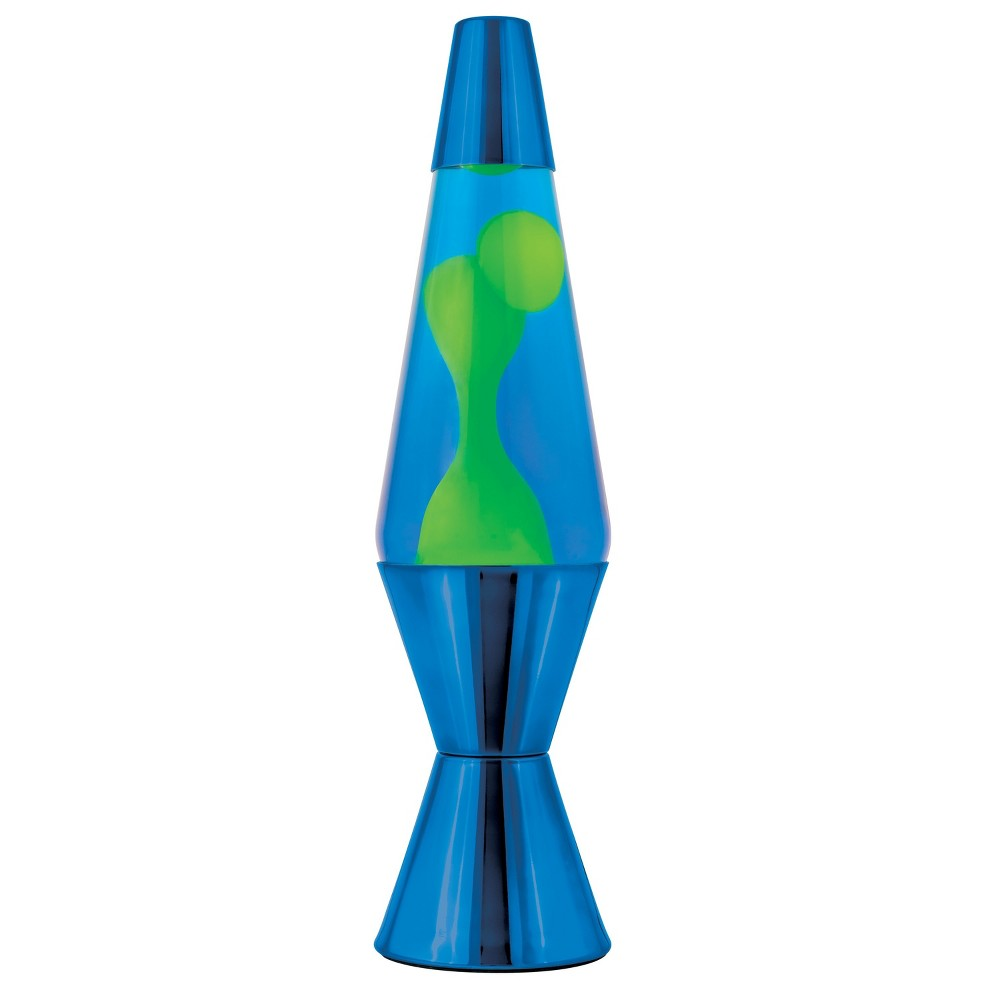 Image of 14.5 Lava Lamp Blue - Lava Lite