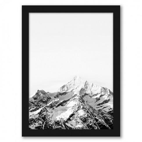 americanflat nordic nature minimalist photo by tanya shumkina black frame wall art target target