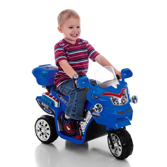 Trademark Global Fx 3 Wheel Bike - Blue image number null