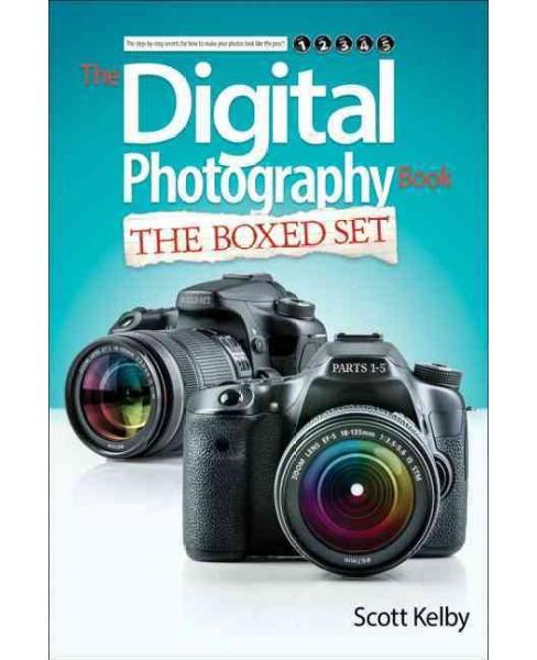 Scott Kelbys Digital Photography Set 1 5 Target