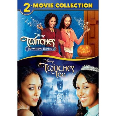 Twitches 2-Movie Collection (DVD)