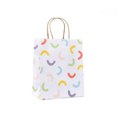 Small Recycled Paper Confetti Gift Bag - Spritz™