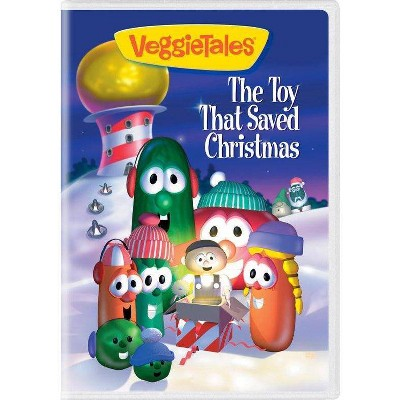 Veggie Tales: The Toy That Saved Christmas / St. Nicholas (DVD)(2015)