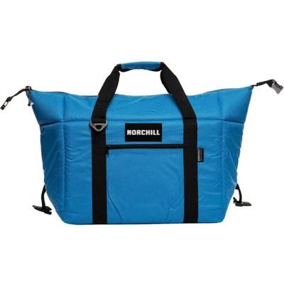 NorChill Soft Sided 32qt Cooler Bag - Blue
