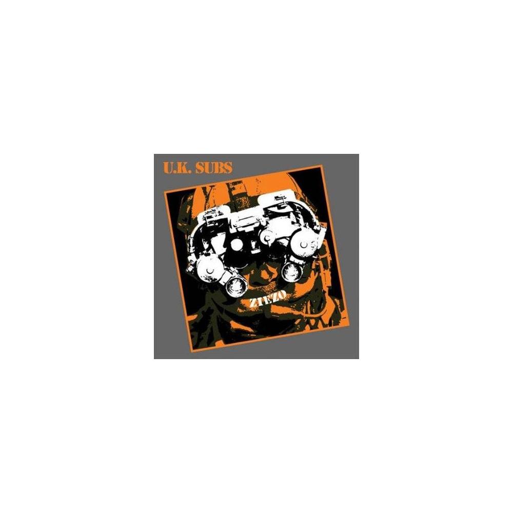 Uk Subs - Ziezo (CD), Pop Music