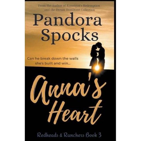 Anna's Heart - by  Pandora Spocks (Paperback) - image 1 of 1