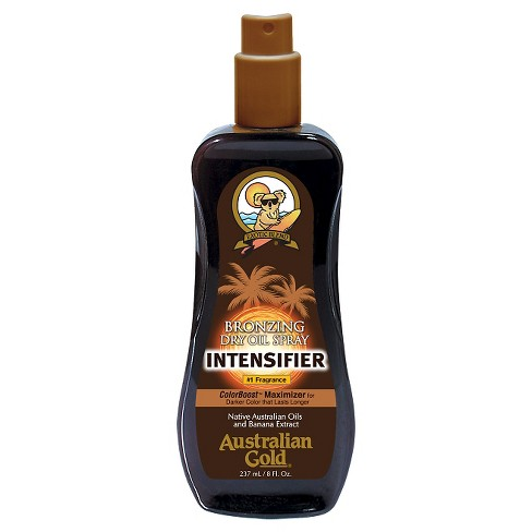 Australian Gold Dry Oil Intensifier with Bronzer - 8 fl oz - image 1 of 1